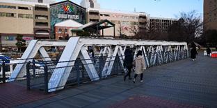 港3号橋梁(横浜)