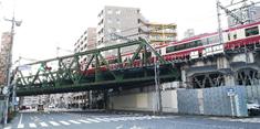 京浜急行横浜戸部間