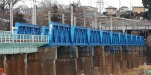 東北線鬼怒川橋梁